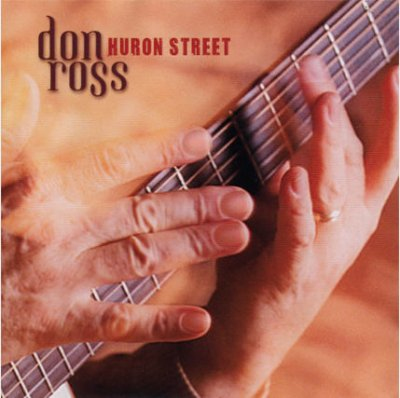 Don Ross - Huron Street (2001) / FLAC