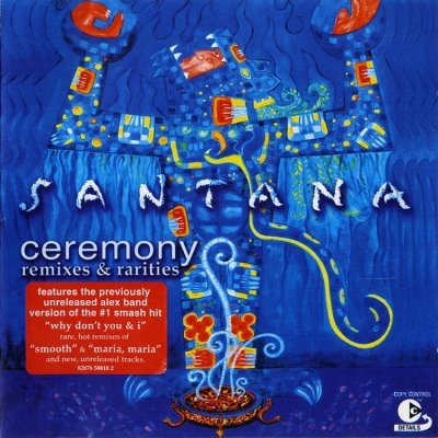 santana ceremony