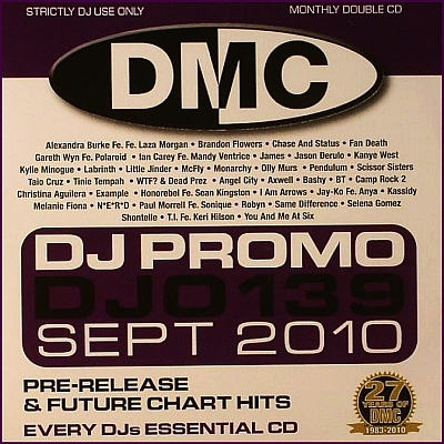 VA-DJ Promo DJO 139 September (2010)