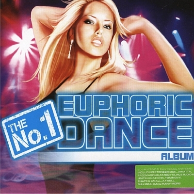 Va the ultimate euphoric dance album 2010