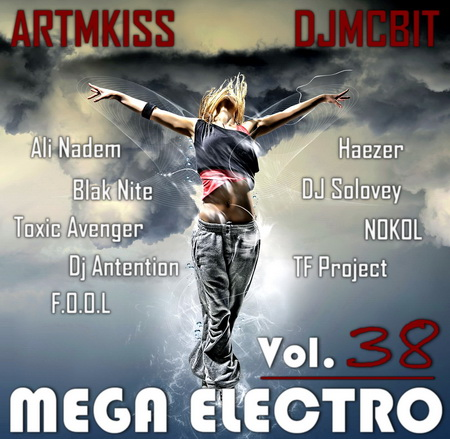Mega Electro from DjmcBiT vol.38