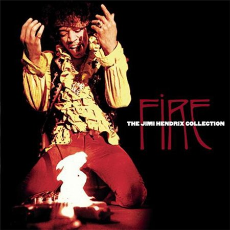 Jimi Hendrix - Fire: The Jimi Hendrix Collection (2010)