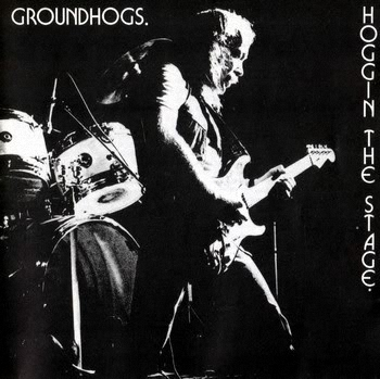 Groundhogs - Hoggin The Stage  (1995)