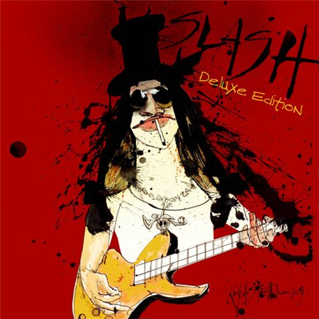 Slash - Slash [Deluxe Edition Bonus CD] (2010)