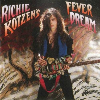 Richie Kotzen - Fever Dream (1990)
