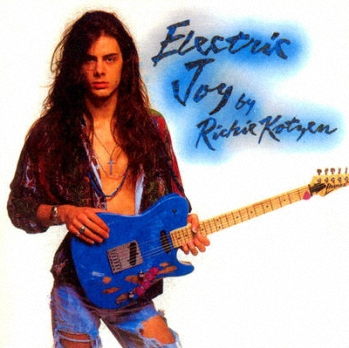 Richie Kotzen - Electric Joy  (1991)