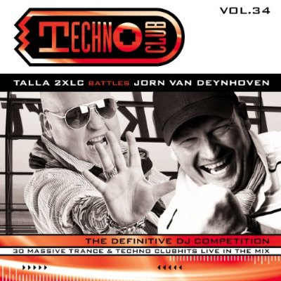 VA-Technoclub Vol.34 (2010)