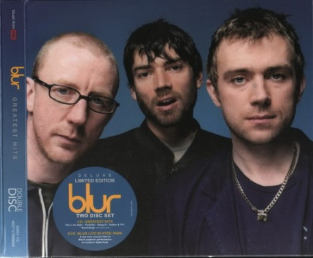 Blur - Greatest Hits (2010)