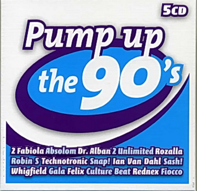 VA - Pump Up The 90�s (2010)