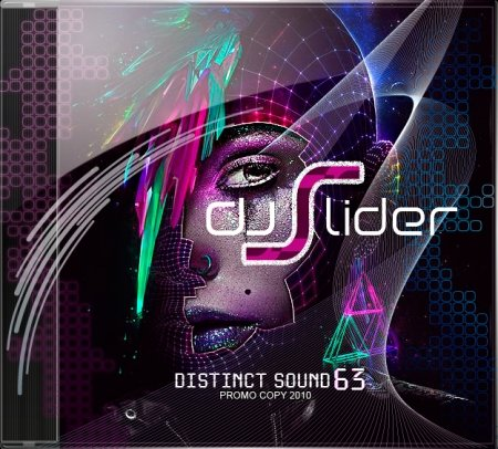 VA-DJ Slider-Distinct Sound (2010)