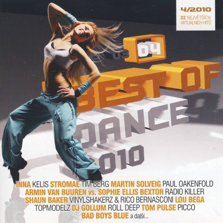 VA-Best of Dance 4 (2010)