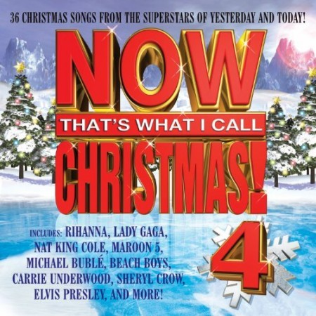 VA-Now That's What I Call Christmas 4 (2010)