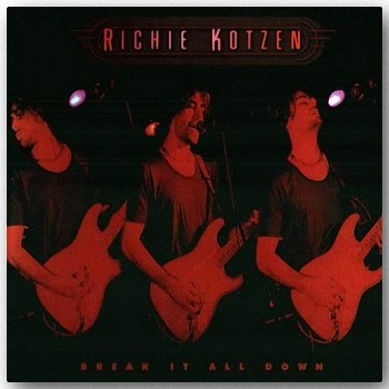 Richie Kotzen - Break It All Down (2000)