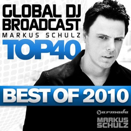 Global DJ Broadcast Top 40 - Best of 2010 - MusicLovers