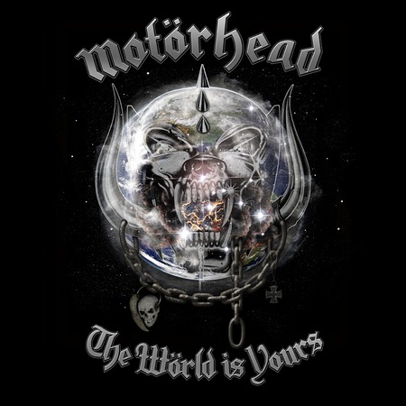 motorhead world is yours. the world is yours motorhead.