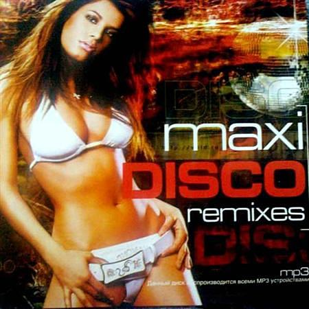 VA-Maxi Disco Remixes (2010)