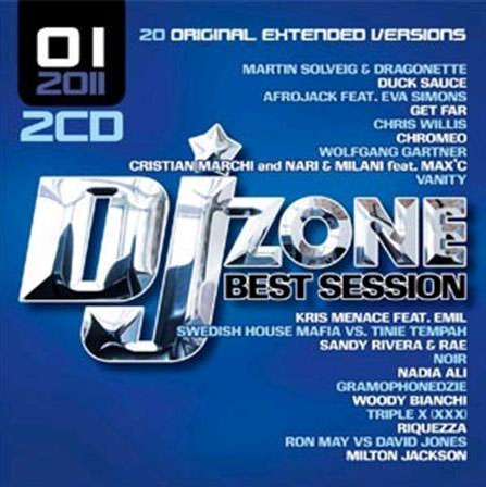 VA-Dj Zone Best Session 01 (2011)