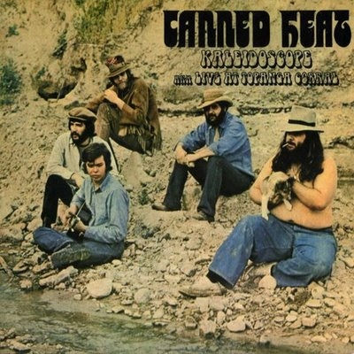 Canned Heat - Live At Topanga Corral (1966 - 1967) (1969)