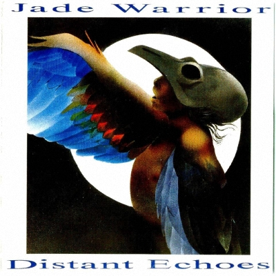 Jade Warrior - Distant Echoes (1993)