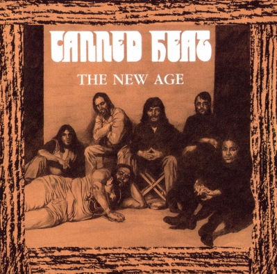 Canned Heat - The New Age (1973)