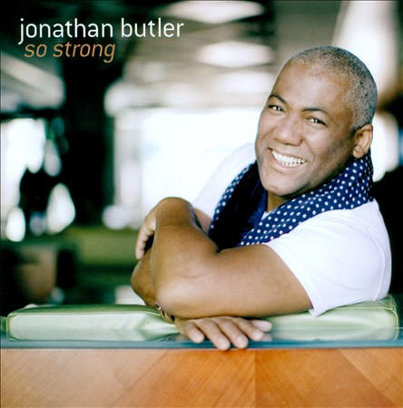 Jonathan Butler - So Strong (2010)
