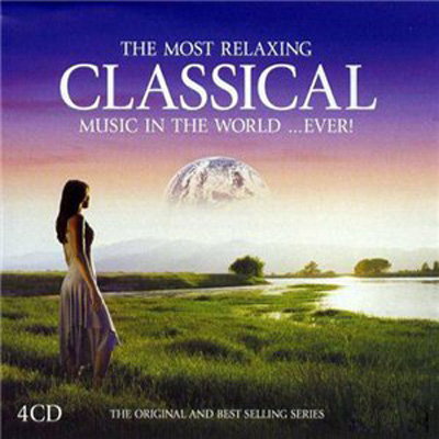 VA - Most Relaxing Classical Music In The World Ever 4CD (2005)