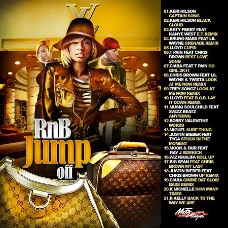 VA - R&B Jumpoff (2011)