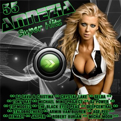 VA-Amnezia Super Hits 55 (2011)