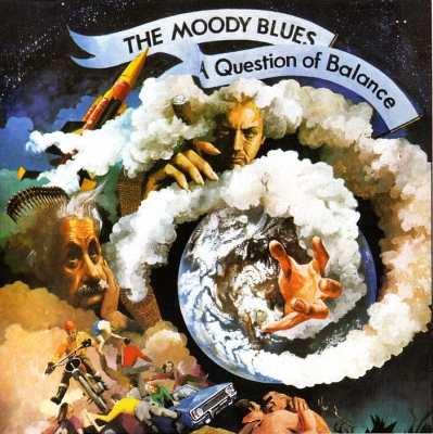 The Moody Blues - A Question Of Balance (1970) (Remastered 2008)