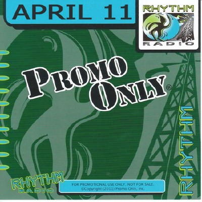 VA - Promo Only Rhythm Radio April (2011)