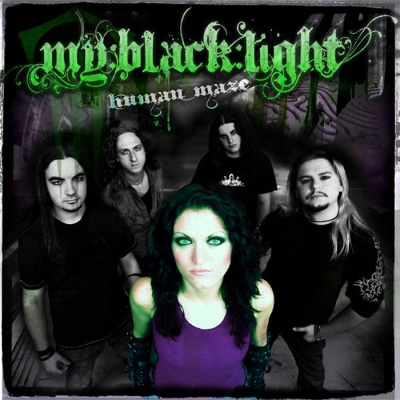 My Black Light - Human Maze (2010)