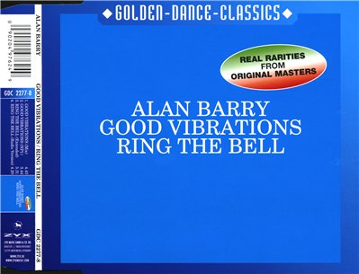Alan Barry - Good Vibrations/Ring The Bell (Maxi-Single) (2001)