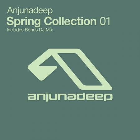 VA-Anjunadeep Spring Collection 01 (2011)