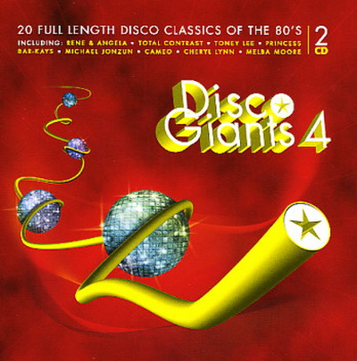 VA-Disco Giants Vol 4 (2 CD) 2009