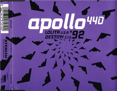 Apollo 440 - Lolita U.S.A. '92/Destiny C.I.S. '92 (Maxi-Single) (1992)