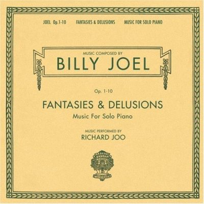 Billy Joel - Fantasies & Delusions (2001)