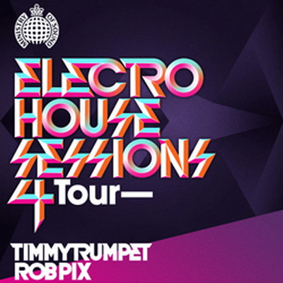 VA - Ministry of Sound: Electro House Sessions 4 (2011)