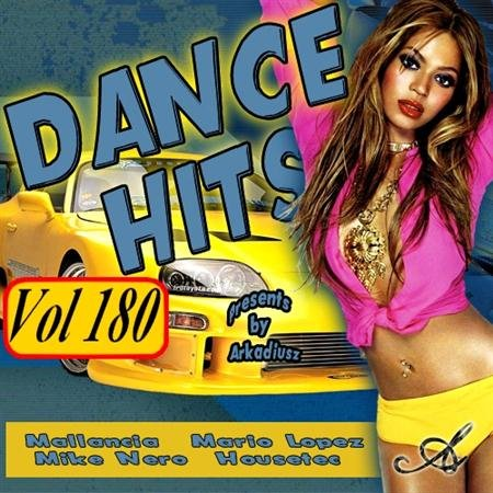 VA - Dance Hits Vol.180 (2011)
