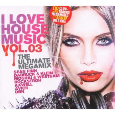 VA-I Love Housemusic Vol.3 (2011)