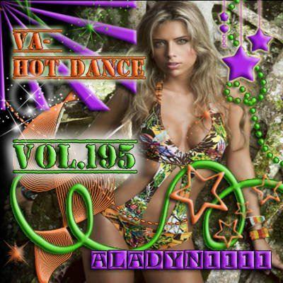 VA - Hot Dance vol 195 (2011)