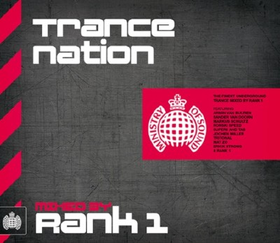 VA-Trance Nation (Mixed By Rank 1) (2011)