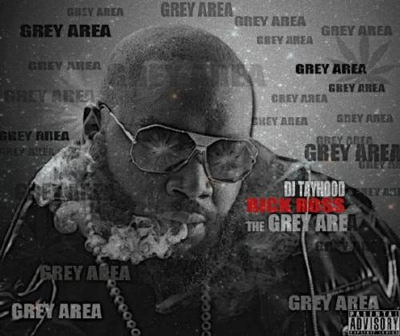 Rick Ross - The Grey Area (2011)