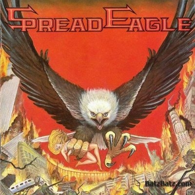 Spread Eagle - Spread Eagle 1990