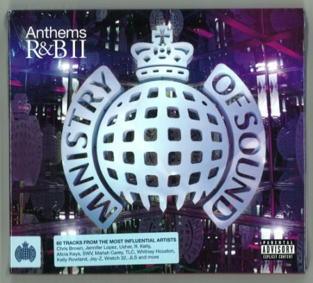 VA - Ministry of Sound: Anthems R&B 2 (2011)