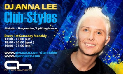 DJ Anna Lee - Club-Styles 057 (06-08-2011)