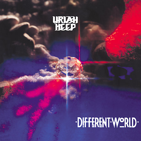 Uriah Heep - Different World 1991