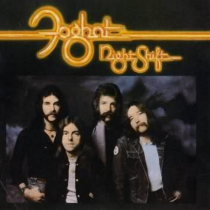 Foghat - Night Shift (1976)