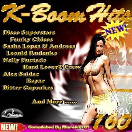 VA - K-Boom Hits Vol. 160 (2011)
