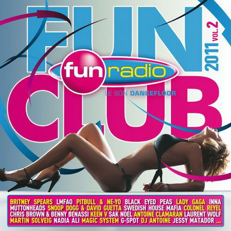 VA - Fun Radio - Fun Club 2011 Vol 2 (2011)