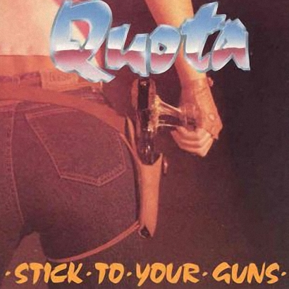 Quota - Stick To Your Guns (1992)